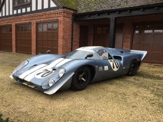 Classic, Historic and Race Cars and Parts for Sale in the U K  | AJL